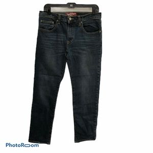 Arizona original blue skinny 32x28 jeans